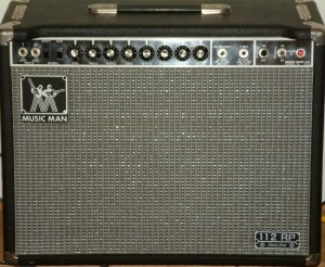 A Music Man amplifier: 112 RP Sixty-five